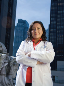 Jacqueline Sutera, DPM, a surgical podiatrist in midtown Manhattan and northern New Jersey has experienced increased popularity due to her proficiency in Italian and Spanish. She says not marketing language skills is a mistake because
