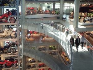 With more than 1,200 vintage and modern motorcycles, as well as a collection of Lotus and other racecars, Barber Vintage Motorsports Museum is a popular attraction in Birmingham.