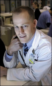 Mark Slidell, MD has taken a break from his general surgery residency at Georgetown University Hospital to acquire a master's degree in public health and focus on surgical outcomes research. He considers the extra education
