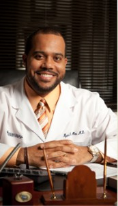 Ryan Mire, M.D., Nashville physician says employment is similar to a marriage.