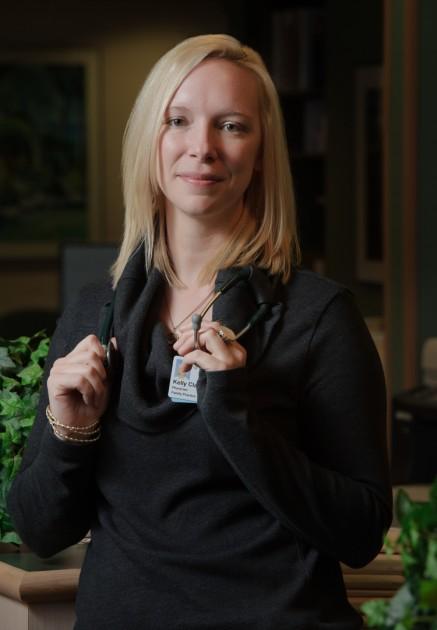 Dr. Kelly Clark