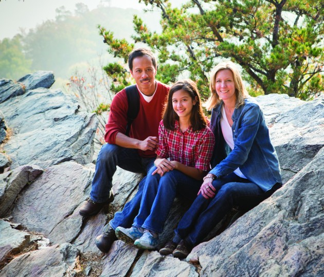Joseph Asuncion, M.D., and his family enjoy all that Hagerstown, Md., has to offer - from the Maryland Symphony Orchestra to hiking nearby.