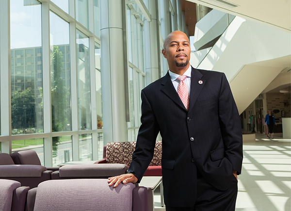 Millard Collins, M.D., is an advocate for both primary care and the Nashville area. He also serves on staff at Meharry Medical College.