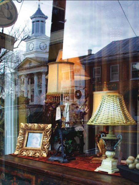 Shop windows - Shepherd University
