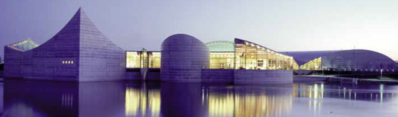 Exploration Place, a children's museum and science discovery center.