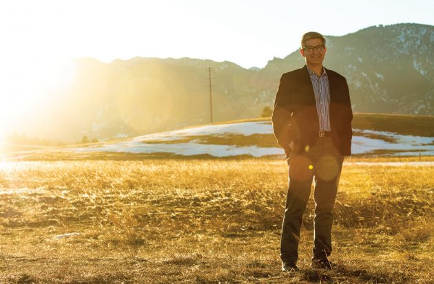 After 17 years of practicing in Connecticut, Stephen Siegel, M.D., moved to Boulder to take advantage of the work/ life balance and outdoor activities. - Photo by Castner Photography