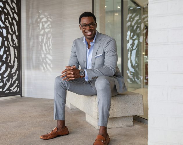 With a home base in Dallas, James Pinckney, M.D., started a medical concierge company to provide patients direct physician access and upscale care. - Photo by Kelly Williams