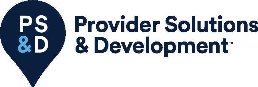 Provider Solutions + Development Logo