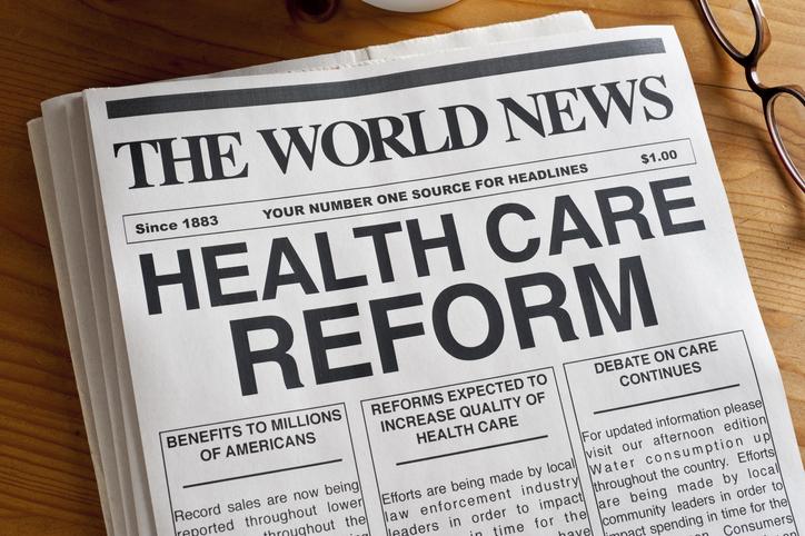 Health Care Reform Headline